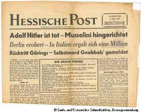 Hessische Post 1945